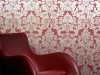 Chair & Wallcovering